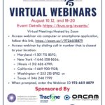 How to Join A Zoom Meeting Flyer