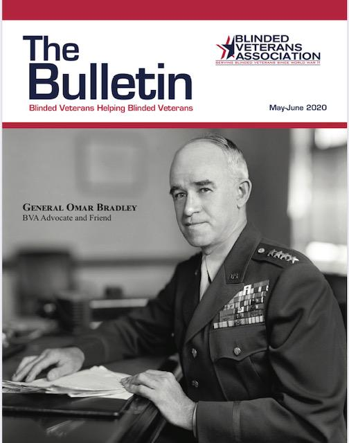Sample of The BVA Bulletin Cover